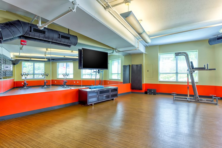 Yoga & Pilates Studio with Classes Available