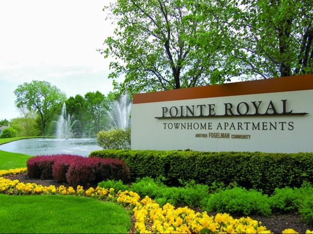 Pointe Royal Townhome Apartments Image 1