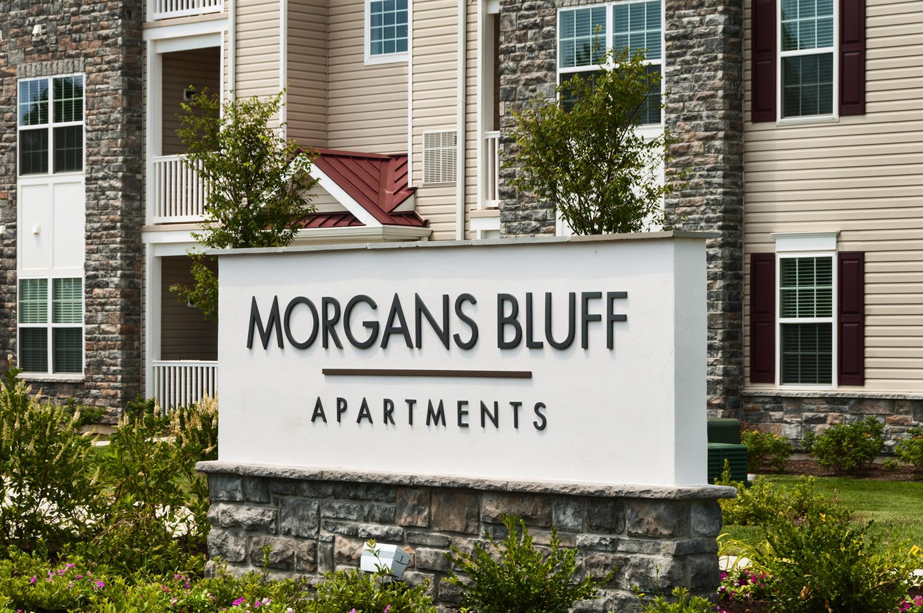 Morgan's Bluff