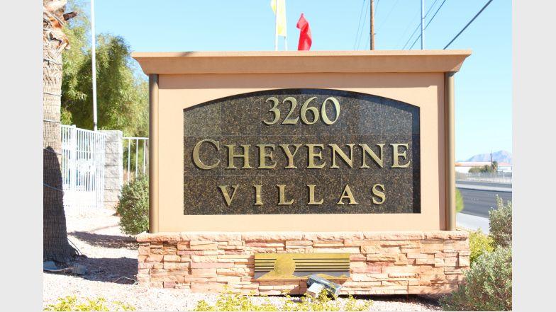 Cheyenne Villas for rent