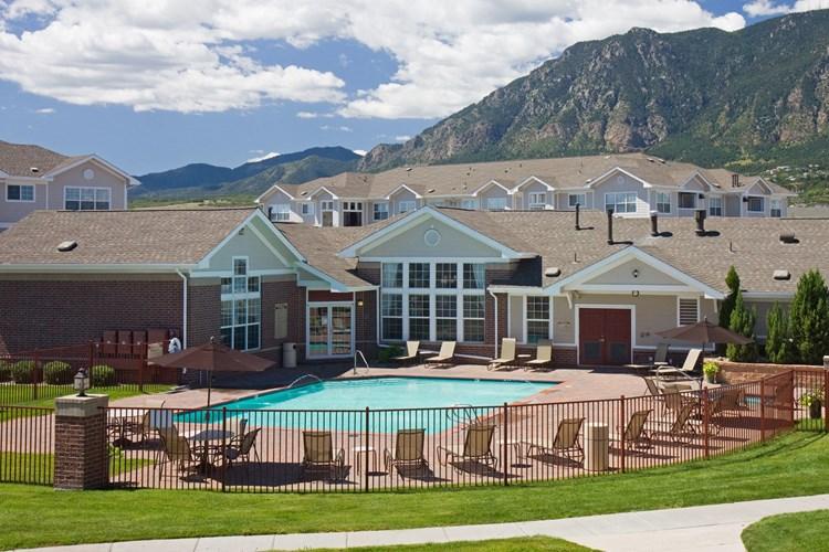 Apartments at Westmeadow Peaks Apartments - Colorado Springs