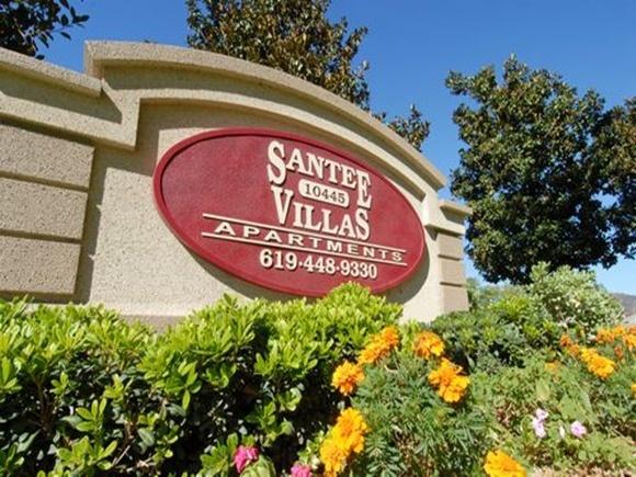Santee Villas rental