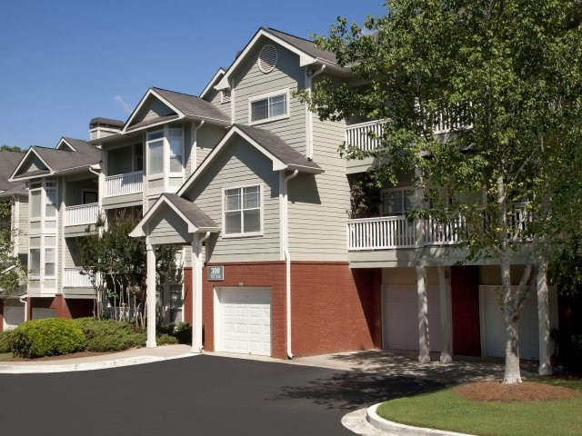 Apartments with Attached Garages Available