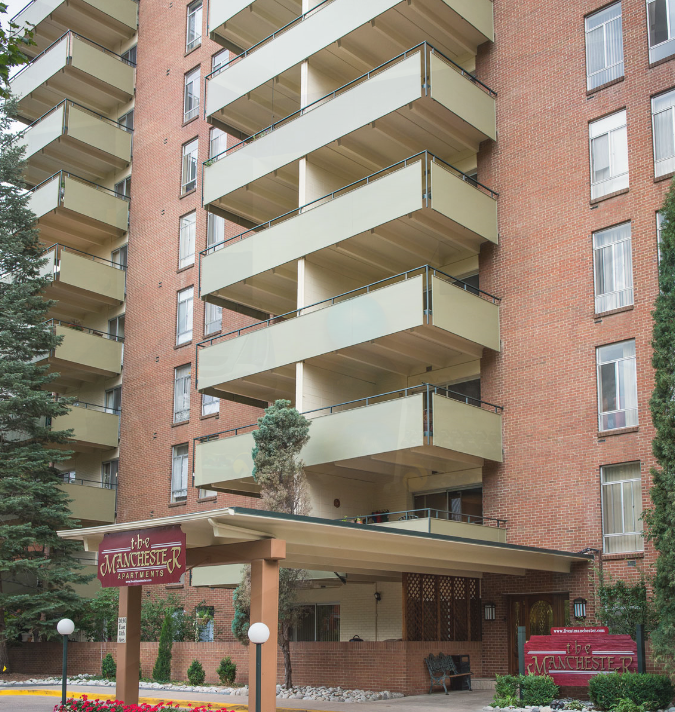 Apartments For Rent East Denver: Manchester Apartments, Denver