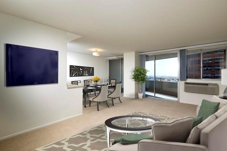 Apartments At Barrington Plaza Los Angeles