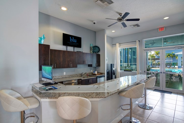 Apartments At Blu On Marina Boulevard Fort Lauderdale