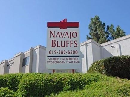 Navajo Bluffs