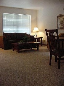 Family Room-furnished