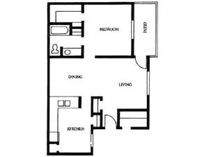Find Apartments for Rent at Park Place Apartments
