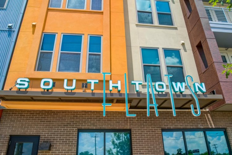 Apartments At Southtown Flats San Antonio