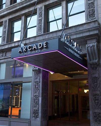 Apartments At Arcade Apartments