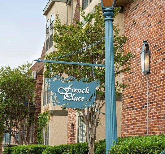 Apartments At French Place
