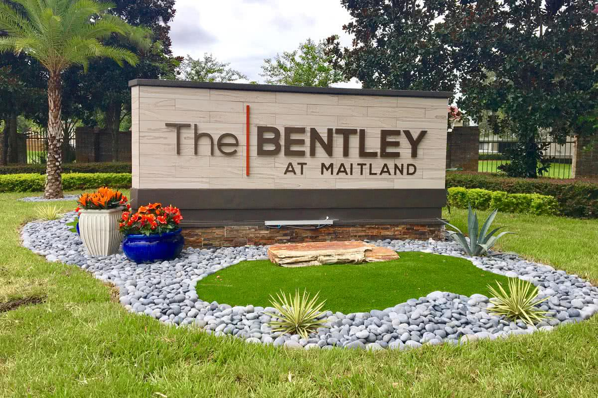 Bentley at Maitland