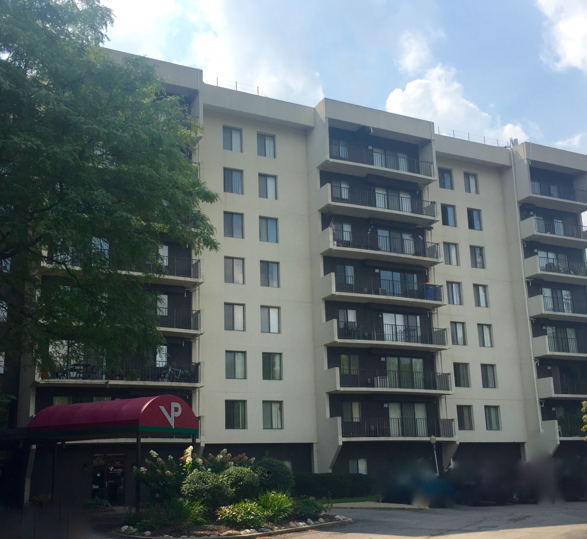 Viewpointe Apartments, Grand Rapids