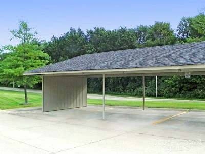 Carports Available Near Each Apartment Home