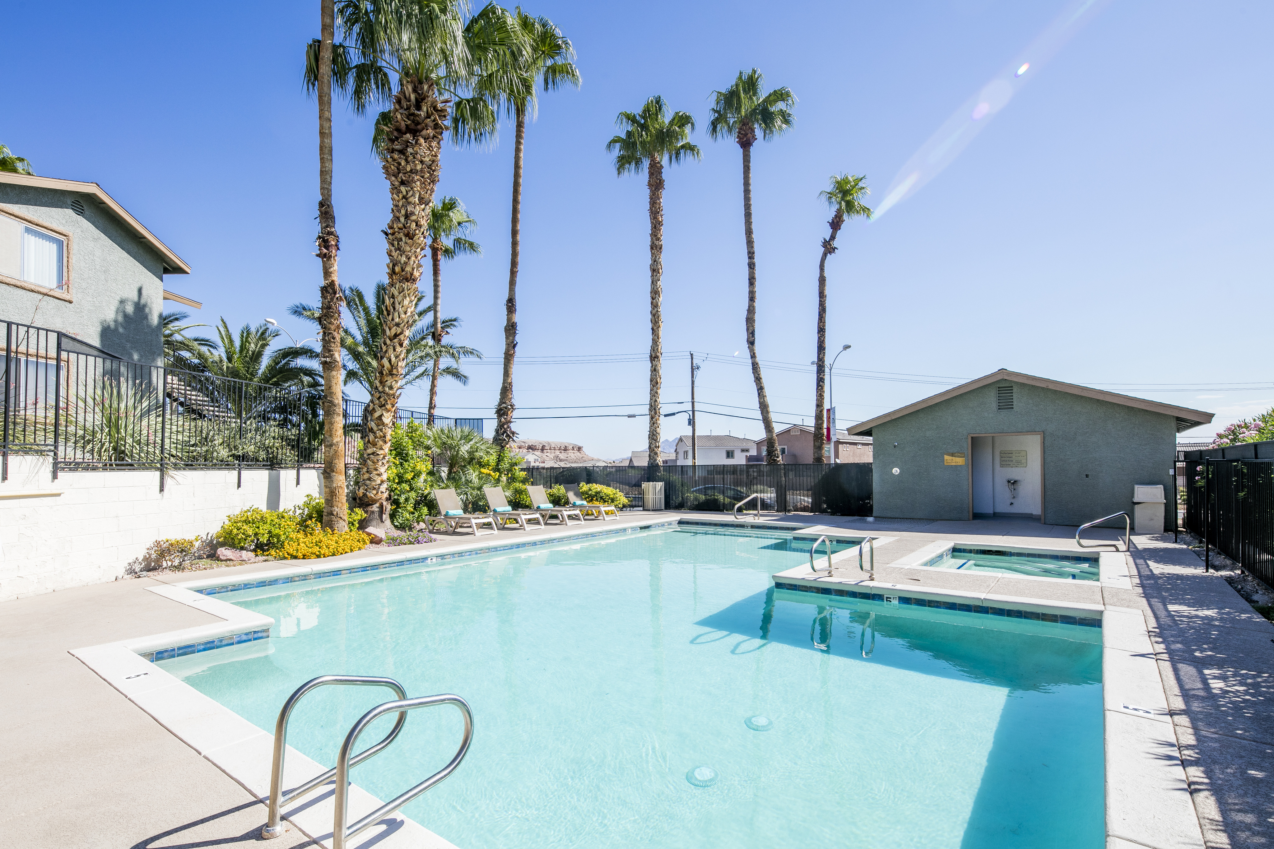 Sunset Winds Apartments for rent