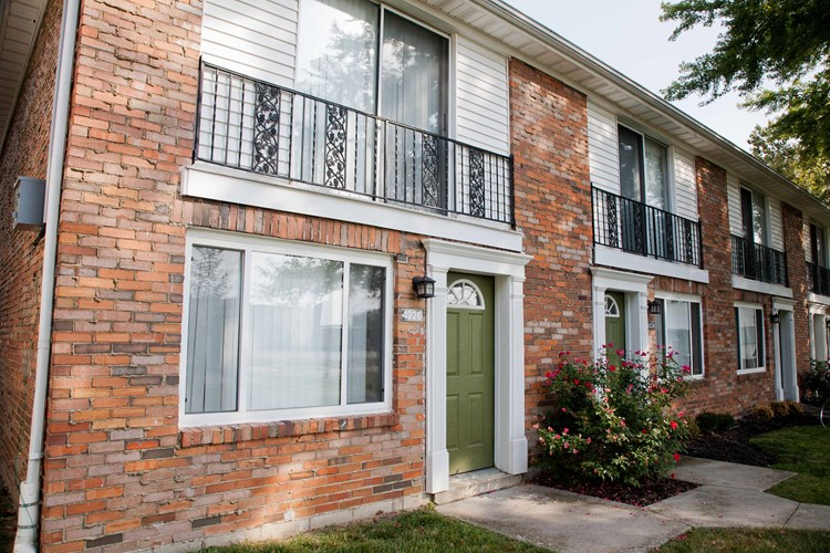Galloway Village - Two Bedroom Townhomes