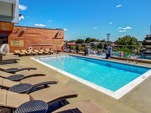 The Walkway - Rooftop Pool and Jacuzzi Spa