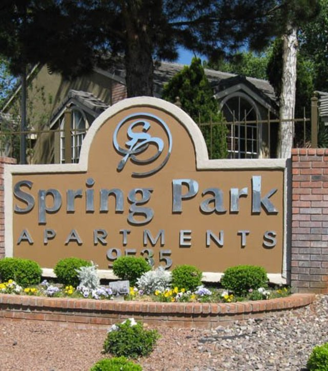 Spring Park Apartments: (see Pics & AVAIL