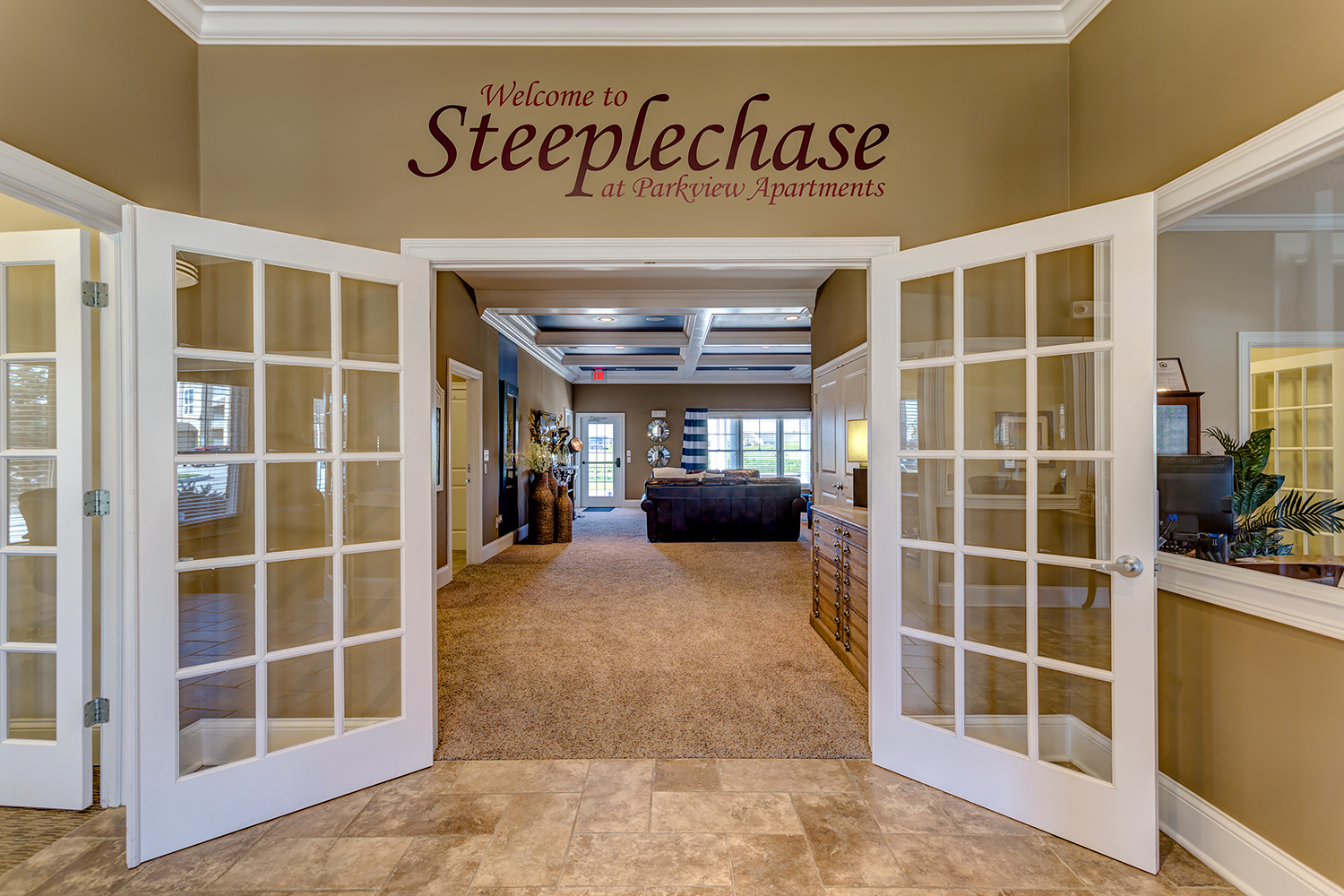 Steeplechase at Parkview Apartments, Fort Wayne - (see ...