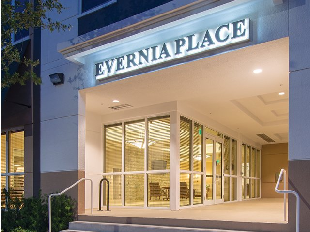 Evernia Place for rent
