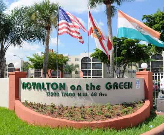 Royalton on the Green