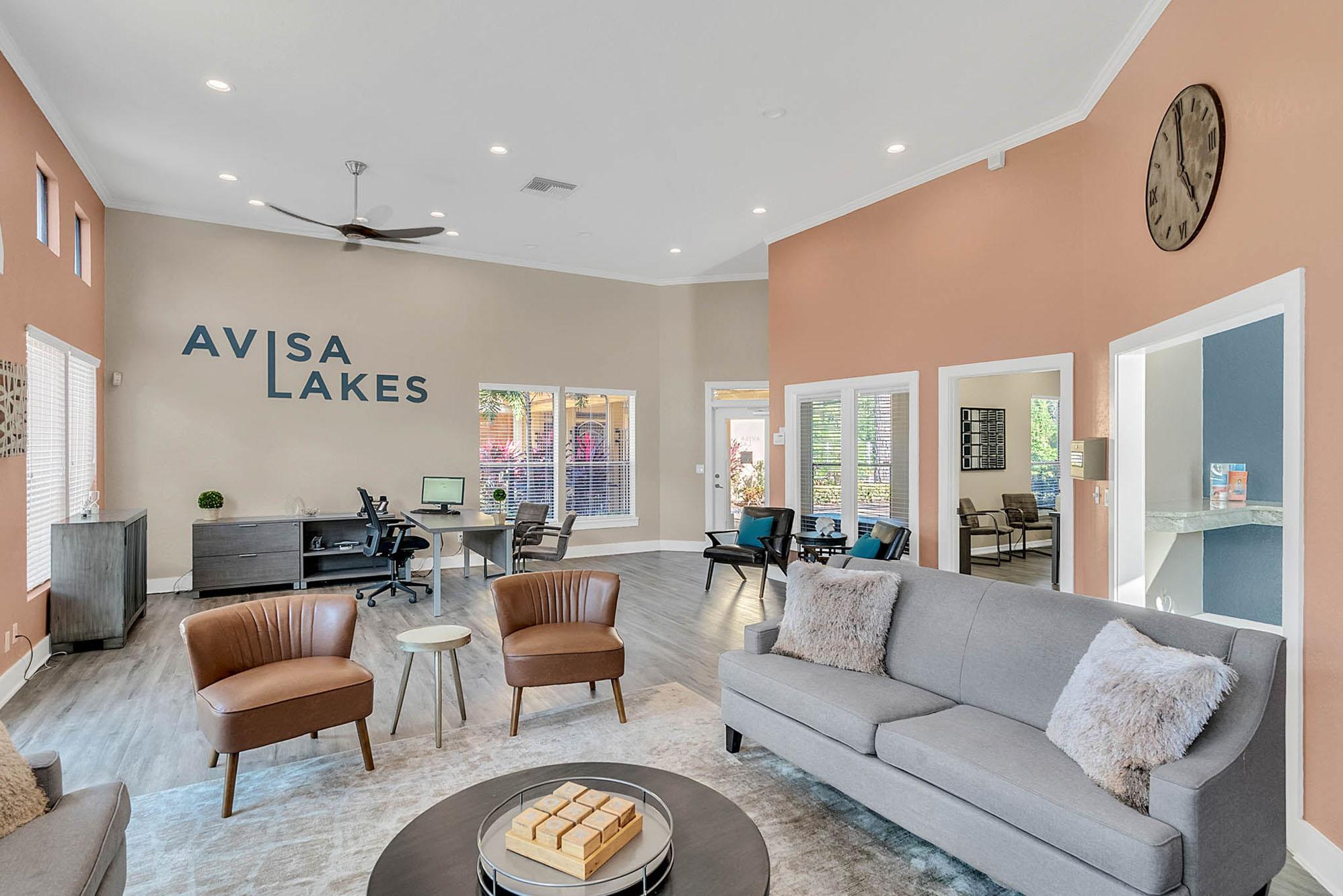 Avisa Lakes
