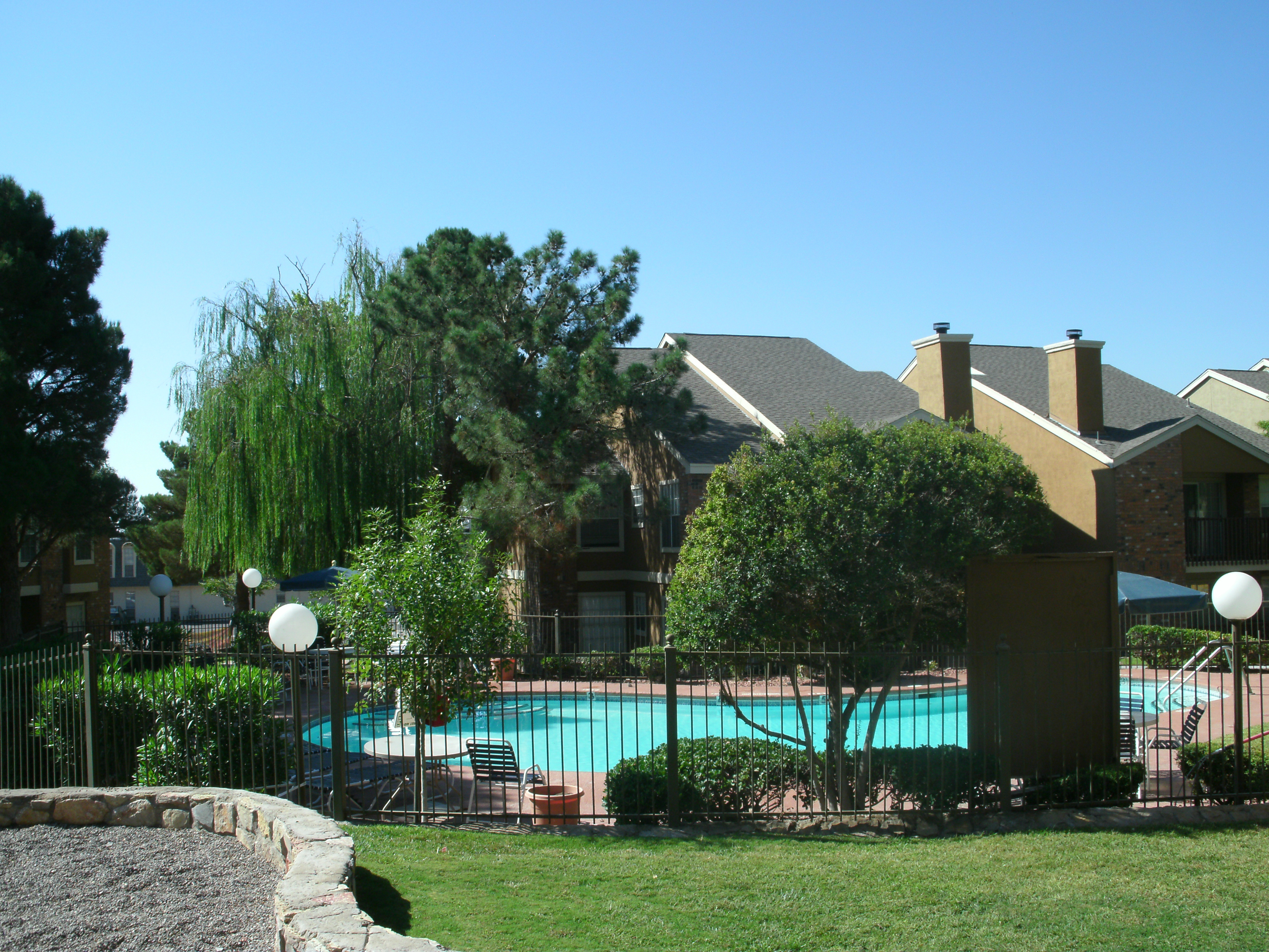 Spring Park El Paso See Pics Amp Avail