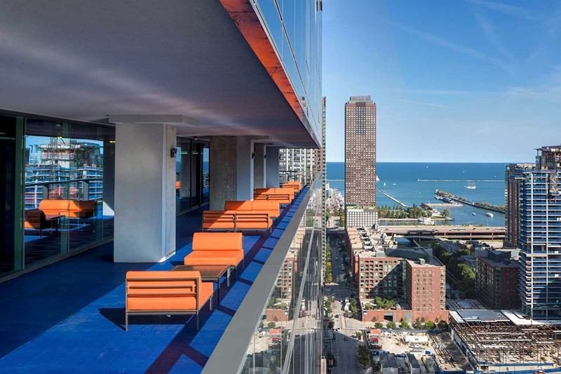 Optima Chicago Center Luxury Apartments