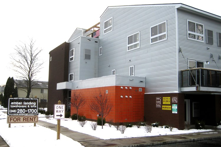 Amber Landing Townhouses and Lofts Image 1