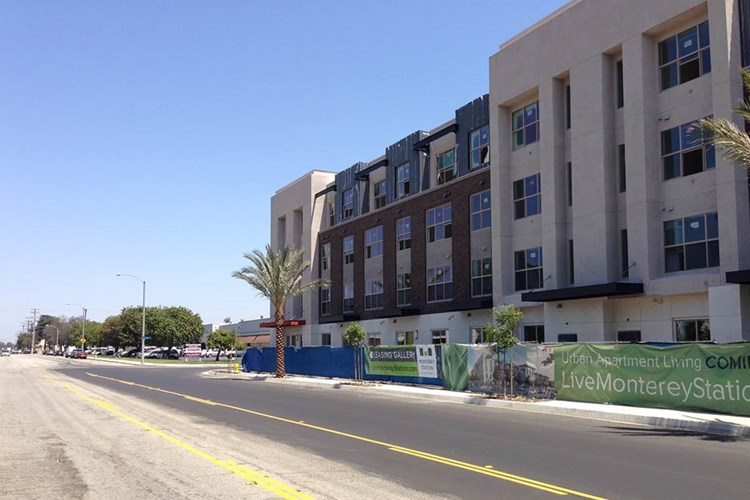 Monterey Station Apartments Image 2