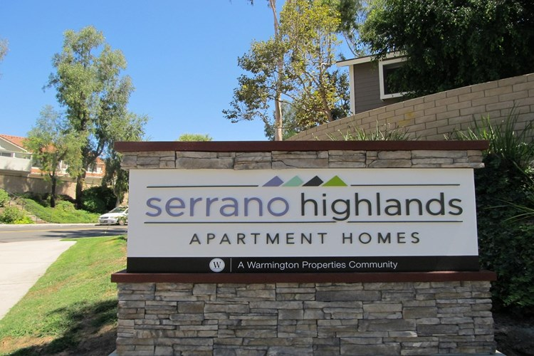Serrano Highlands Apartments Image 1