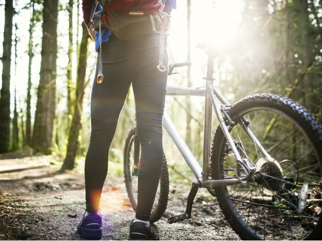 Explore the outdoors on the nearby bike & walking trails