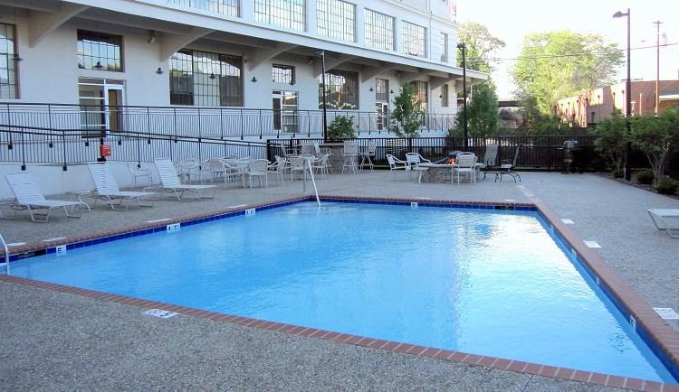 Apartments at Winston Factory Lofts - Winston Salem