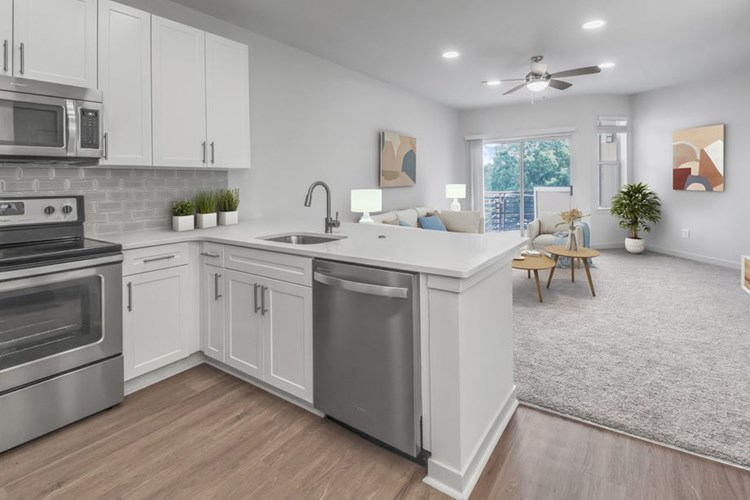 Apartments At Camden Dilworth Charlotte