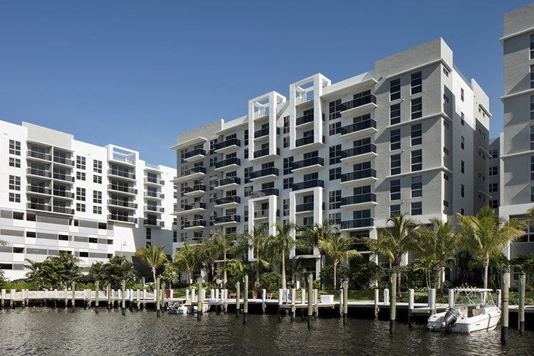 Apartments At Modera Port Royale Fort Lauderdale