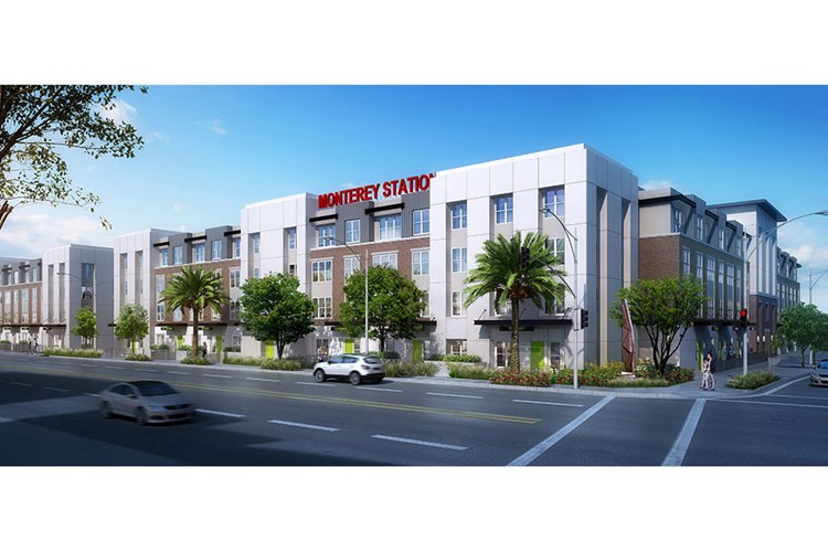 Monterey Station Apartments Image 1