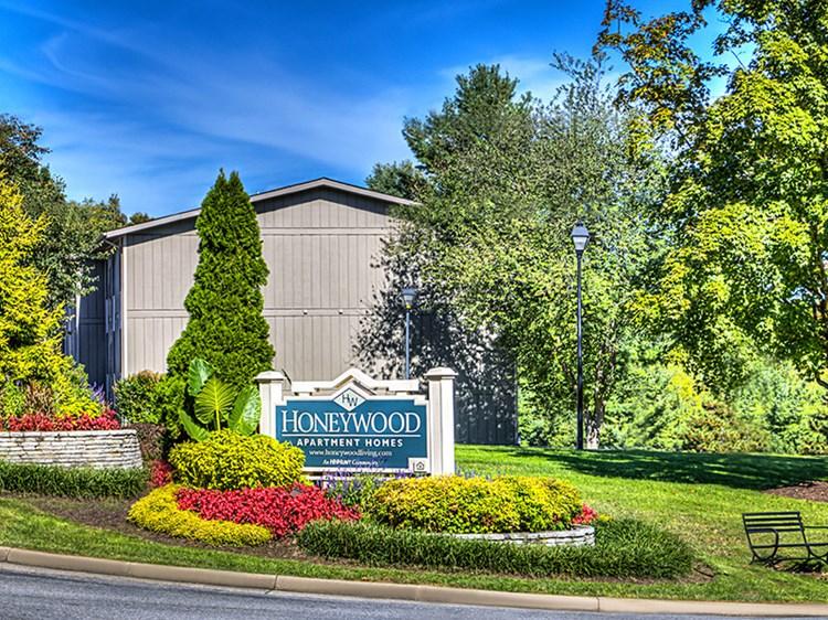 Apartments At Honeywood Apartment Homes Roanoke